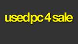 Logo Usedpc4sale