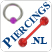Logo Piercings.nl